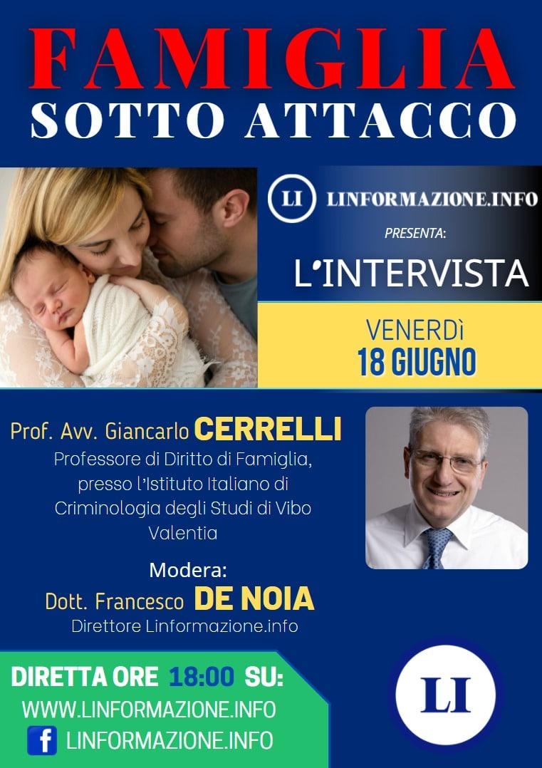 Intervista a Giancarlo Cerrelli