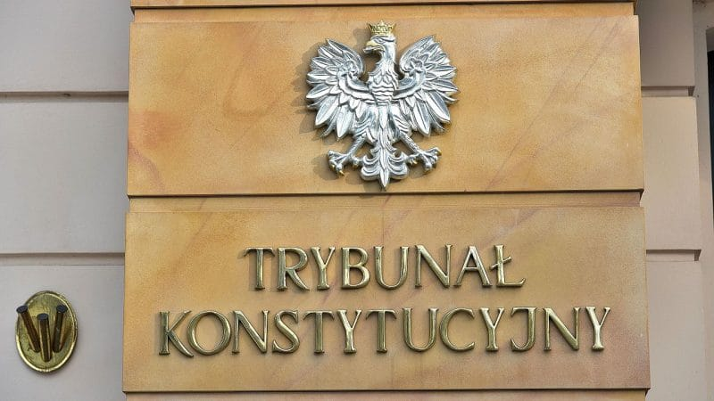 La Corte Costituzionale della Polonia